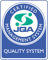 JQA-2738 TOYO SEAL INDUSTRIES CO.,LTD 本社・葛城工場